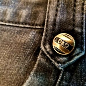 Dolce & Gabbana D&G vintage Jeans
